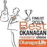 Best of Okanagan 2013